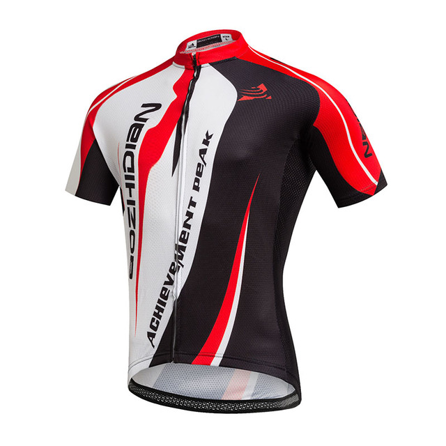 2017 AZD69 Pro Team Specialized Summer Men Maillot Ropa Ciclismo Clothing Custom Bike Short Sleeve Funny Cycling Jersey Set