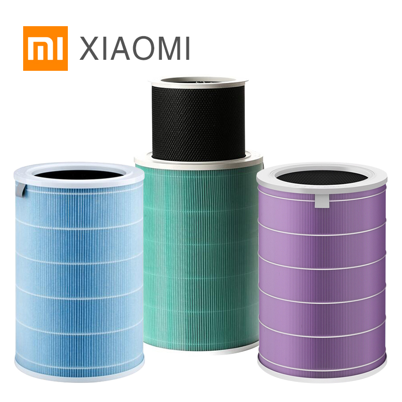 XIAOMI MIJIA Air Purifier 2 2S Pro Filter Spare Parts Wash Cleaner Sterilization Bacteria Purification PM2.5 Formaldehyde Wheel