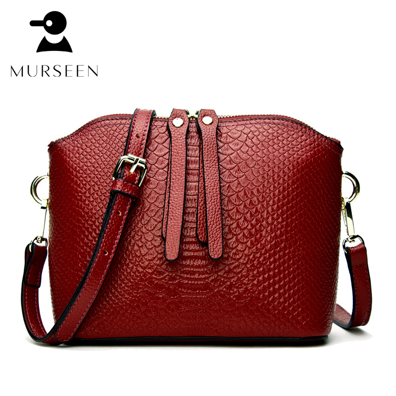 Women fashion small Genuine cow leaher Messenger bags 2017 New female crossbody bags luxury real leather Serpentine shoulder bag все цены