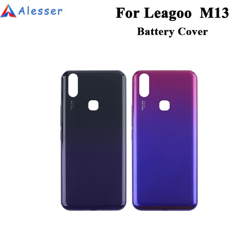 Alesser For Leagoo M13 Battery Cover 6.1