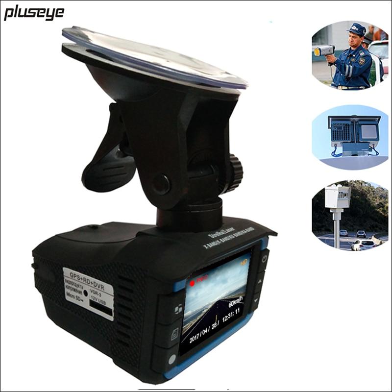 Russian Car DVR Radar Detector GPS informer 720P HD Video Registrator Car detector Anti radar G-sensor dash cam Car Camcorder russian phrase book