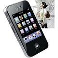 """Alta Qualidade 2.8 """"8 GB Touch Screen I9 4G Estilo Mp3 MP5 Player Com Câmera Video Game rádio FM Leitor de Música Portátil"""