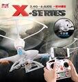 Drone con Cámara HD X400-V2 MJX 2.4G RC quadcopter drone rc helicóptero de $ number ejes puede añadir cámara C4002 y C4005 (FPV) quadcoptepr FSWB
