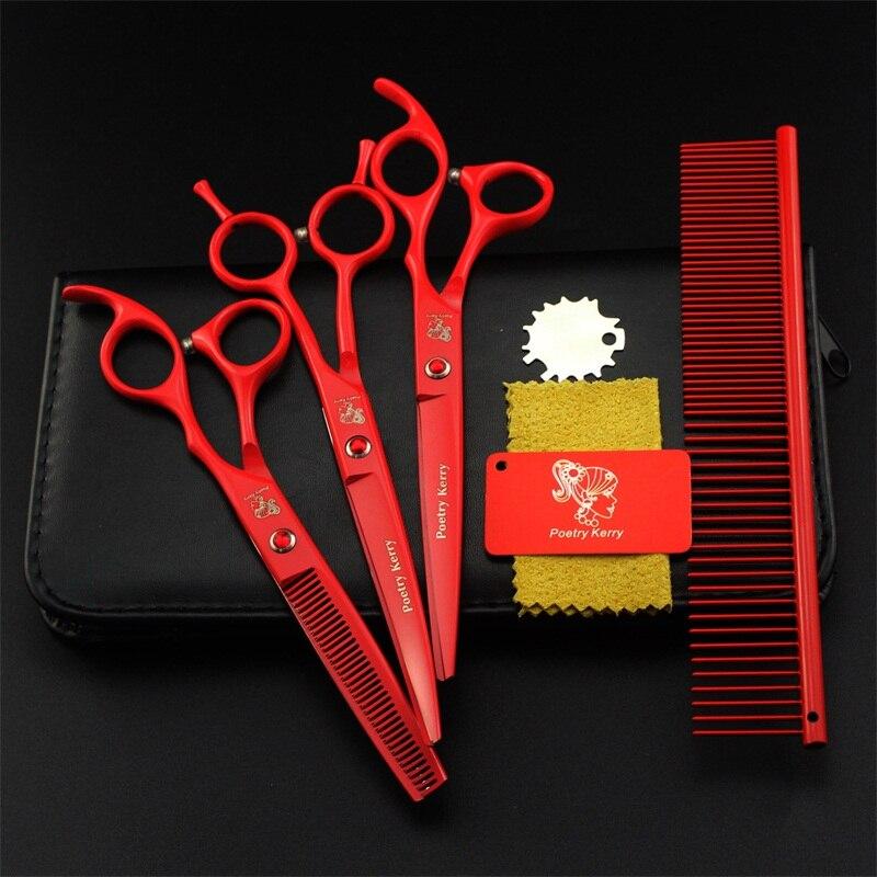 Pet Grooming Scissors (8)