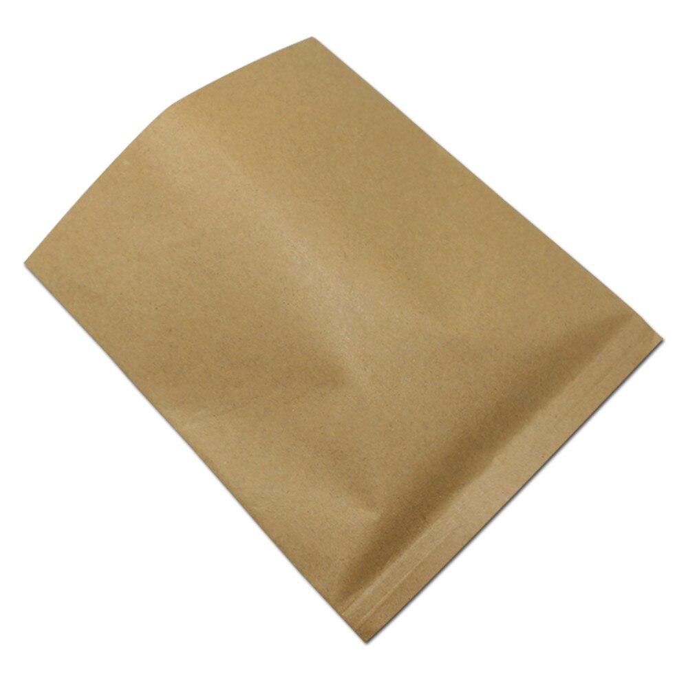 DHL печенья/печенья упаковочный бумажный пакет маслостойкий крафт бумажный пакет для жареной еды хлебный пакет Открытый Топ смазочные карманы