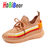 2019 Hot Sale Childrens Boy Running Shoes Summer Soft Girl Kids Casual Shoe Brand Children Sneakers Comfortable Teenage Trainers