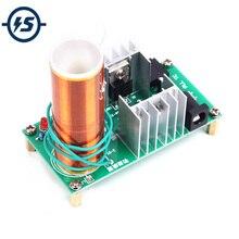 Tesla Coil DIY Electronic Kit Parts Production Kit 15W MINI