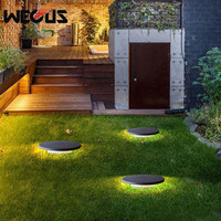 Modern waterproof outdoor lawn light garden lamp garden led landscape lighting fixtures outdoor engineering grass Luminaria
