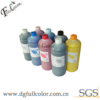 Free Shipping! high quality pigment ink for  Epson Pro9600 wide format printer refill ink