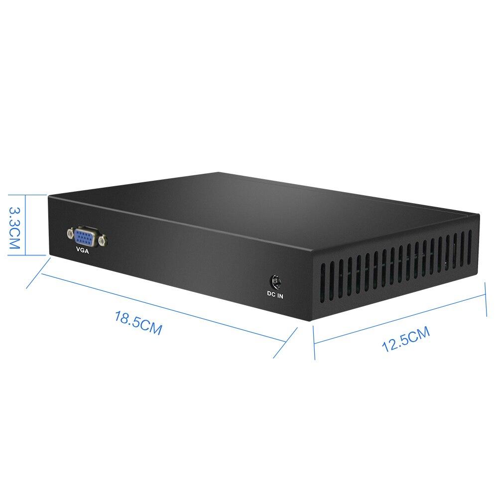 PC Firewall Industrial Mini
