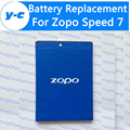 Zopo Speed 7 Battery BT558S New Original 2500mAh Batterij Backup Bateria For ZOPO Hero 1  5.0inch CellPhone Free Ship+Track Code