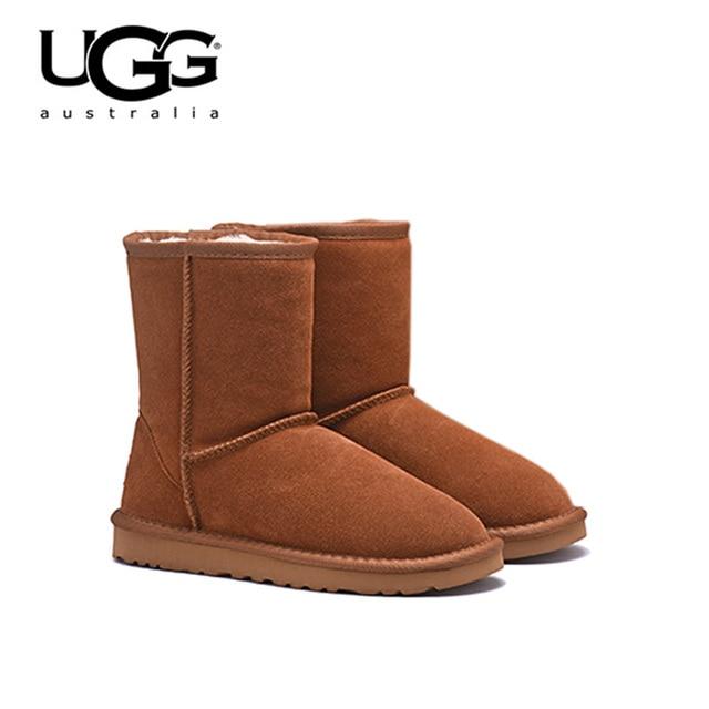 d014cb10c9e Uggs Australia Boots Women UGG Boots 5825 Women Uggs Snow Shoes Winter  Boots UGG Women's Classic Short Sheepskin Snow Boot