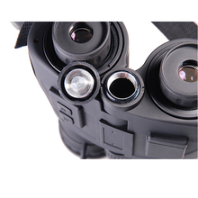 Professional Infrared Night Vision Binoculars Full darkness 5X zoom Telescope Powerful Tactical Scout binocular for Hunting