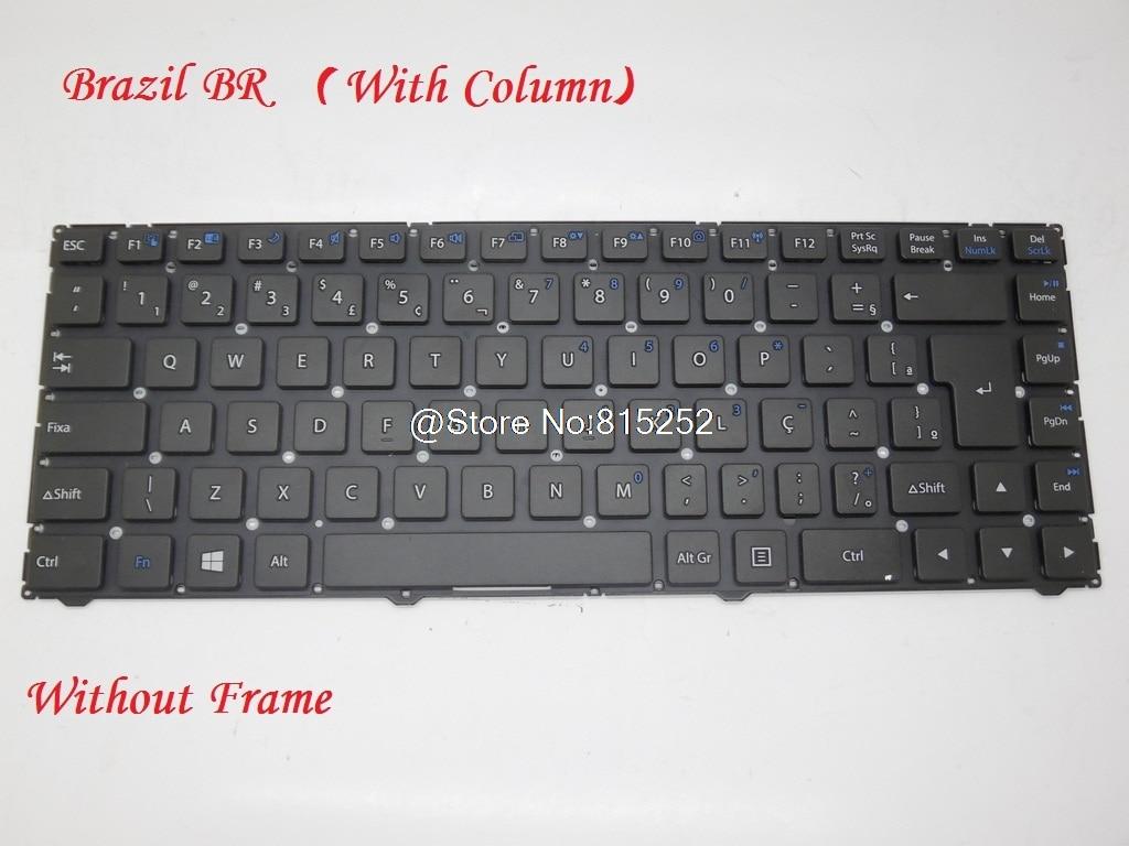 Laptop Keyboard For CLEVO W940AU-T W940KU W940LU W940BU W940SU1 W941KU-T W941SU1-T W942SV1 W942SW1 W945AUQ W945LUQ W945BUQ New new laptop keyboard for medion md98068 md98081 md98083 md98099 md98101 md98102md981895 md98231 md98232 md98233 sw switzerland