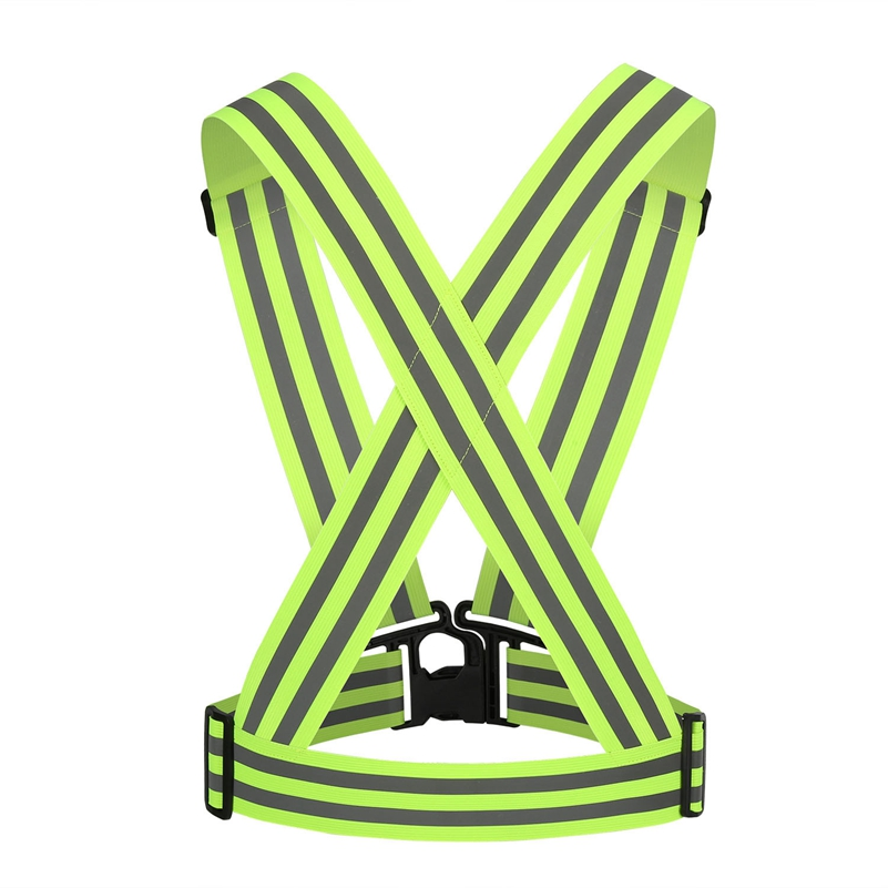 Weimostar Men Women Kids Children Reflective Cycling Vest Safety Sleeveless  Outdoor Running Cycling Harness Reflective Belt-in Cycling Vest from Sports  ... e8d19ee95