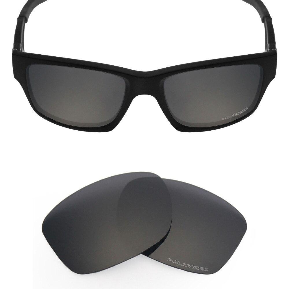 cef70542b9ad3 Mryok + POLARIZADA Jupiter Squared Óculos de Sol Lentes de Reposição para  óculos Oakley Resistir À Água Do Mar Stealth Black