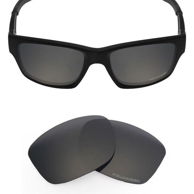 f87baaa4fc7bc Mryok + lentes de repuesto polarizadas resistentes al agua de mar para gafas  de sol cuadradas