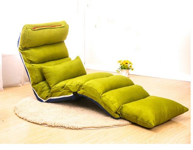 Pliant Salon Plancher Mode Couleur Longue Moderne 12 Chaise JclF1K