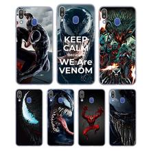 Silicone Case The music video for venom Samsung Galaxy Note 8 9 M30 M20 M10 S10 S9 S8 Plus Lite S6 S7 Edge Cover
