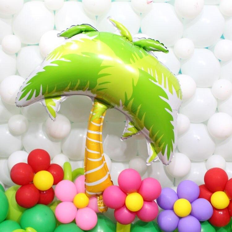 Aliexpress.com : Buy 2pcs Giant Coconut Tree Foil Balloons