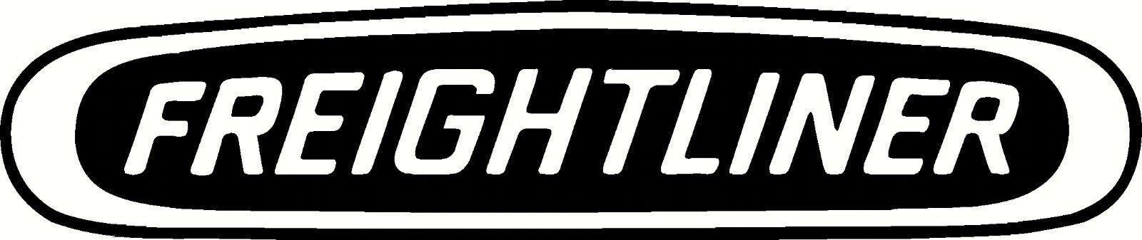 Freightliner Badge Decal Window  Sticker Emblem 22x5cm