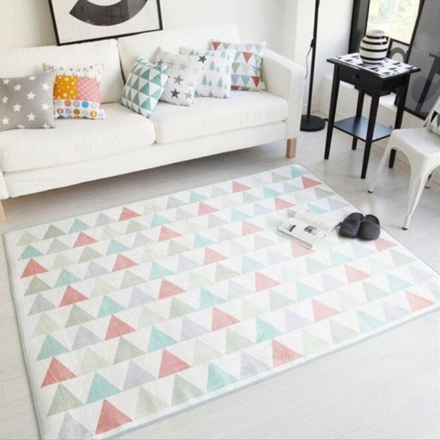 Rechthoek 150x200 cm grote maat carpet geometrische voor woonkamer ...