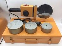 Бесплатная доставка двойной контролем температуры, ppr сварочный аппарат, пластиковые трубы сварочный аппарат AC 220 В 1500 Вт 75 110 мм в использов