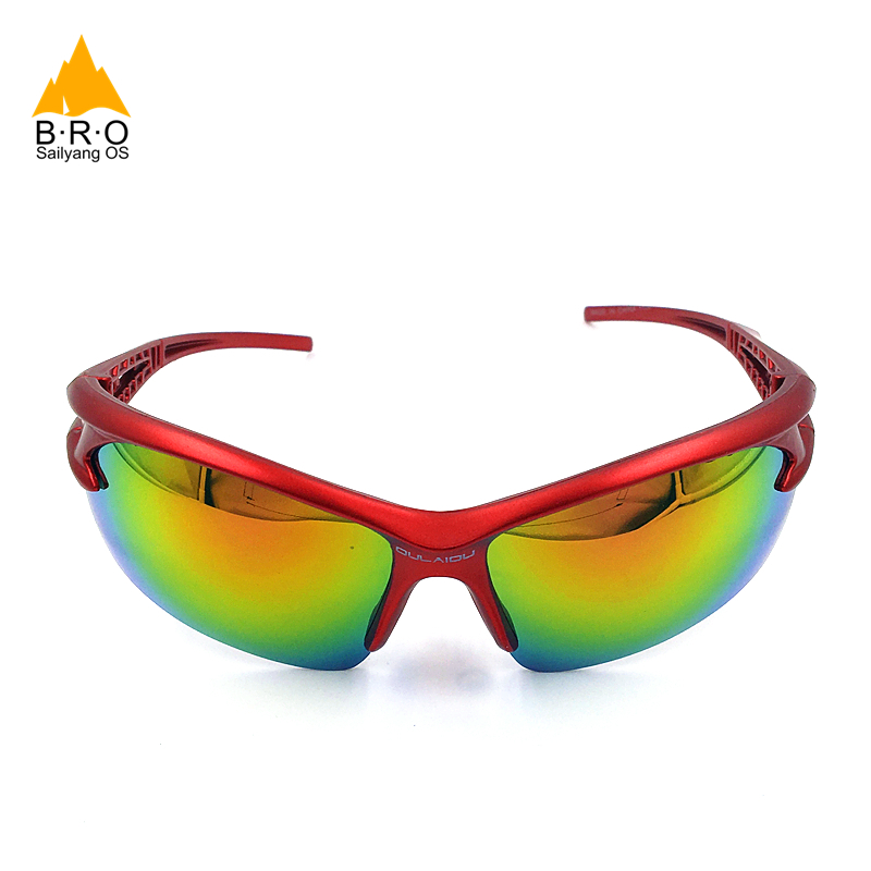 UV400 yclingiklizëm për syze Mens syze dielli shpërthyese Dielli - Çiklizmit - Foto 5