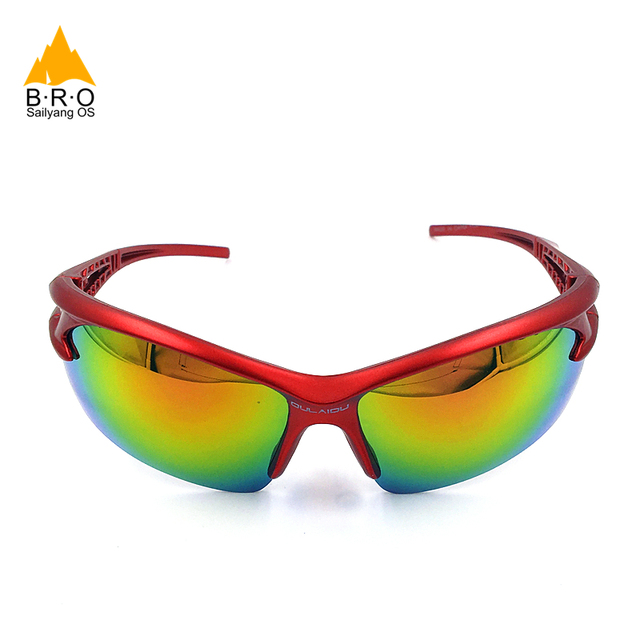 UV400 Cycling Eyewear Explosionproof Mens Sport Sunglasses Women Cycling Sunglasses MTB Bicycle Goggle Spectacles Gafas Ciclismo 4