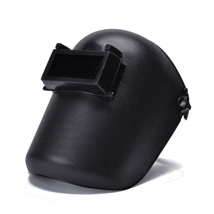 New Welding Helmet Electric Welding Argon Arc Head-mounted Mask Black Adjustable Headset Welding Mask argon arc welding machine for fire extinguisher