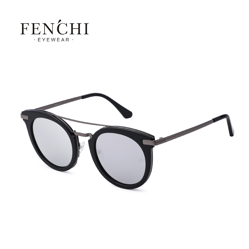 2019 new polarized lady sunglasses fashion trend frame series sunglasses 10