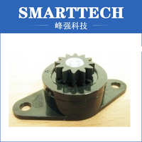 Top quality new fax machine gear injection mold