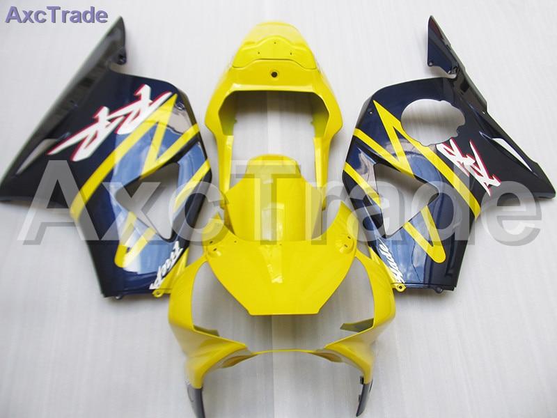 Пригодный для Honda ЦБ РФ 900RR 954 рублей CBR900RR ЦБ РФ 900 2002 2003 02 03 мотоциклов Обтекателя Kit ABS высокого качества пластиковых инъекций