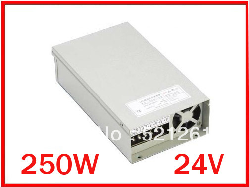 DMWD cctv power supply 250W 24V 10A rainproof 250W 24V 10A    ac dc converter outdoor Switching power supply smps dmwd switching power supply 40a power