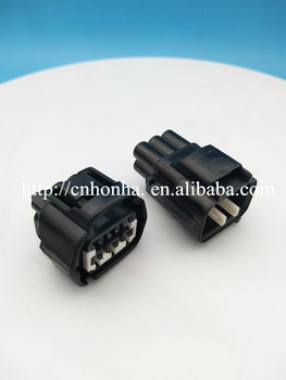 6 Pin Female And Male 7283-7062-40 7282-7062-40 Waterproof Electrical Car Accelerator Pedal Wire Connector