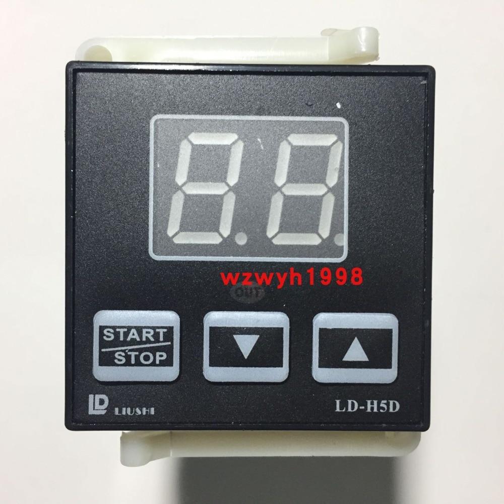 LIUSHI Zhejiang Liuzhou Electronic Instrument Oven Timer Intelligent Time Relay LD-H5DLIUSHI Zhejiang Liuzhou Electronic Instrument Oven Timer Intelligent Time Relay LD-H5D