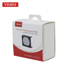 VIOFO Original CPL Filter Lens Cover Circular-Polarizing Filters for VIOFO A118C2 / A119 /A119S Dash Dashcam Camera DVR