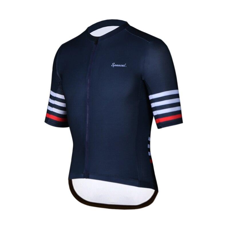 SPEXCEL 2019 New Pro team aero Lightweight Short sleeve cycling jersey and bib shorts high quality 4D gel pad italy miti leg
