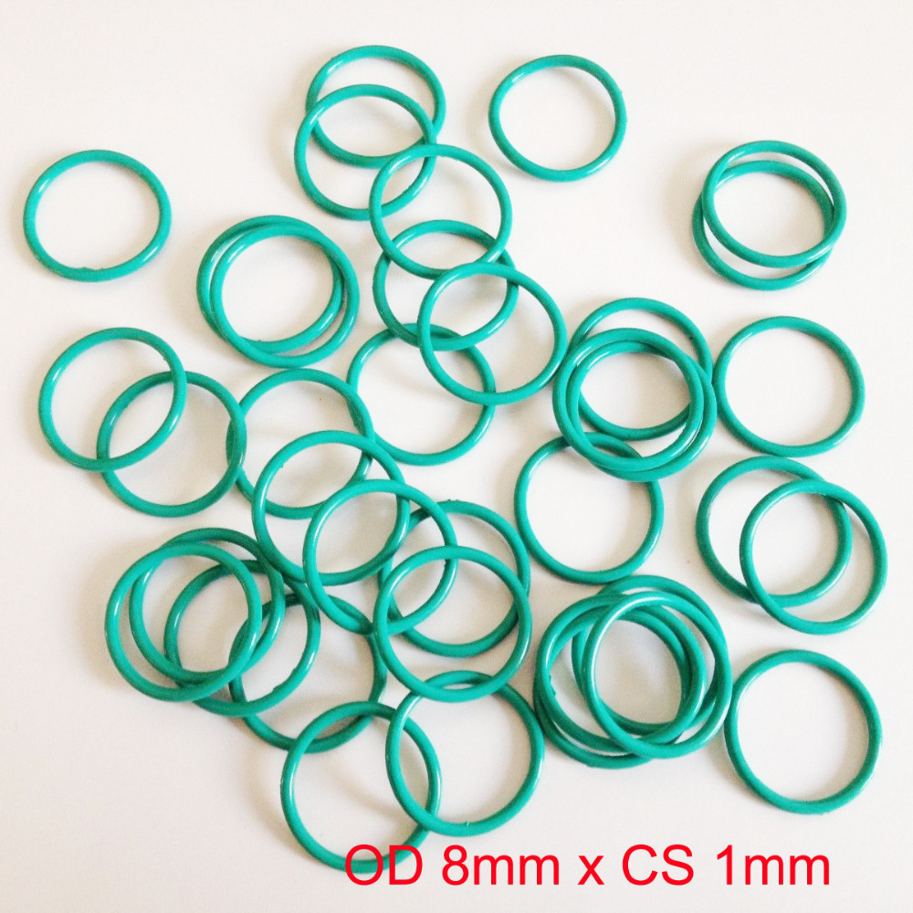 od 8mm x cs 1mm viton fkm rubber oil seal o ring oring o ring in gaskets from home improvement. Black Bedroom Furniture Sets. Home Design Ideas
