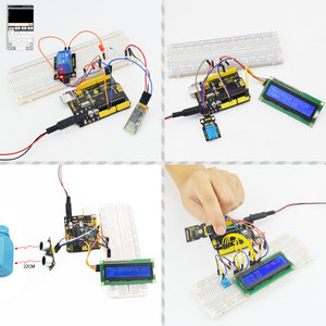 Image 3 - Nuovo Imballaggio! keyestudio37 in 1 Sensore di Kit per la Programmazione Arduino di Istruzione (37pcs Sensori) + 37 progetti + PDF + Video