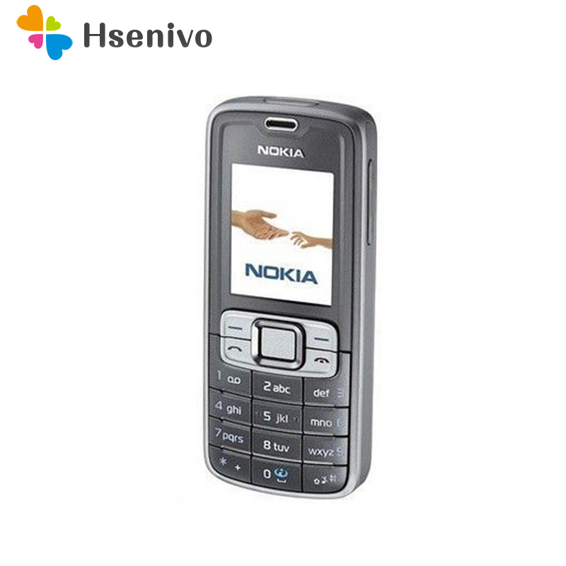 3109 Cheap phone Nokia 3109c original celluar phone GSM 900 / 1800 / 1900 unlocked phone with English/Russia/Arabic Keyboard