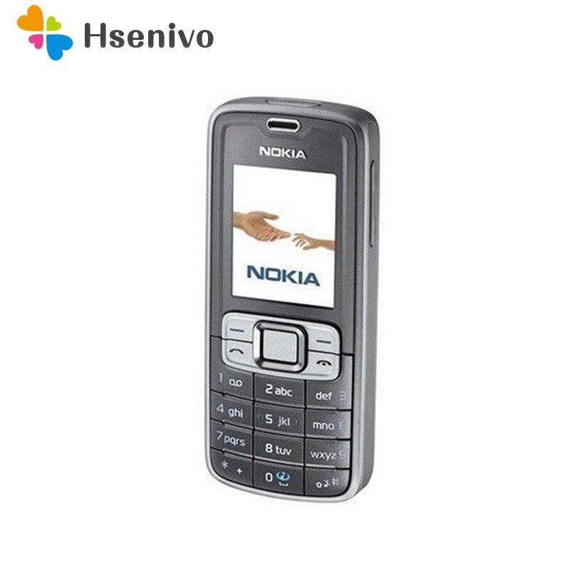 3109 günstige telefon Nokia 3109c original celluar telefon GSM 900/1800/1900 entriegelte telefon mit Englisch/Russland /arabisch Tastatur