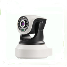 720P Surveillance IP Camera Wifi with CCTV Security Pan Tilt 2-way Audio Phone Control Night View Support TF Card Onvif