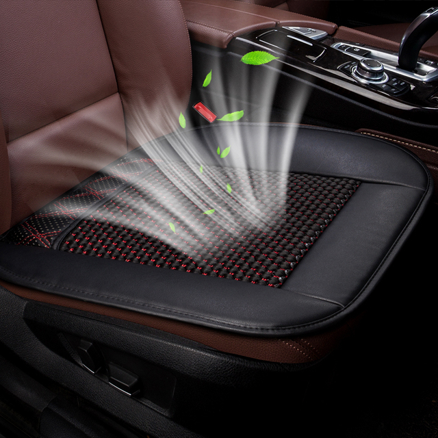 Summer 12V Cooling Car Seat CoverSingle Cushion With Cool Air Function High