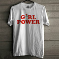 Power Girl Camiseta, el feminismo Tee Chica Camisa De Potencia 100% Unisex Camiseta De Algodón