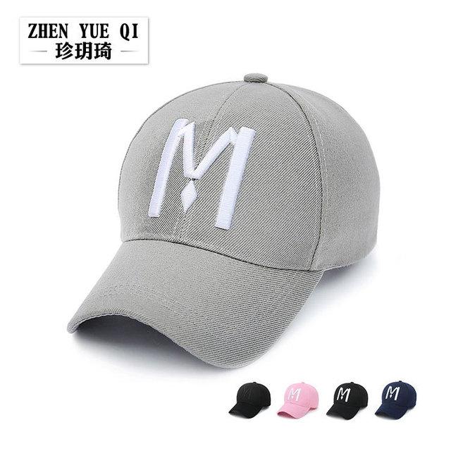 2017 novo boné de beisebol dos homens snapback ajustável carta boné de beisebol das mulheres Cap chapéu hip hop chapéu para os homens Viseiras jeans denim tampas