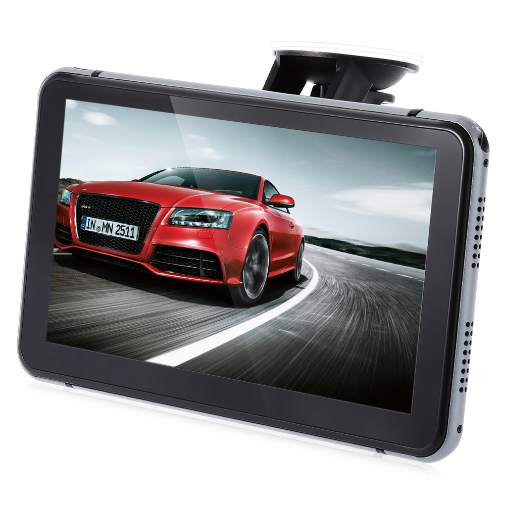 7 inch Android 4.0 Quad Core 1080P Car GPS Navigation DVR Recorder FM Transmitter Media Player 8G Internal Memory Support Map ultra thin 7 touch screen lcd wince 6 0 gps navigator w fm internal 4gb america map light blue