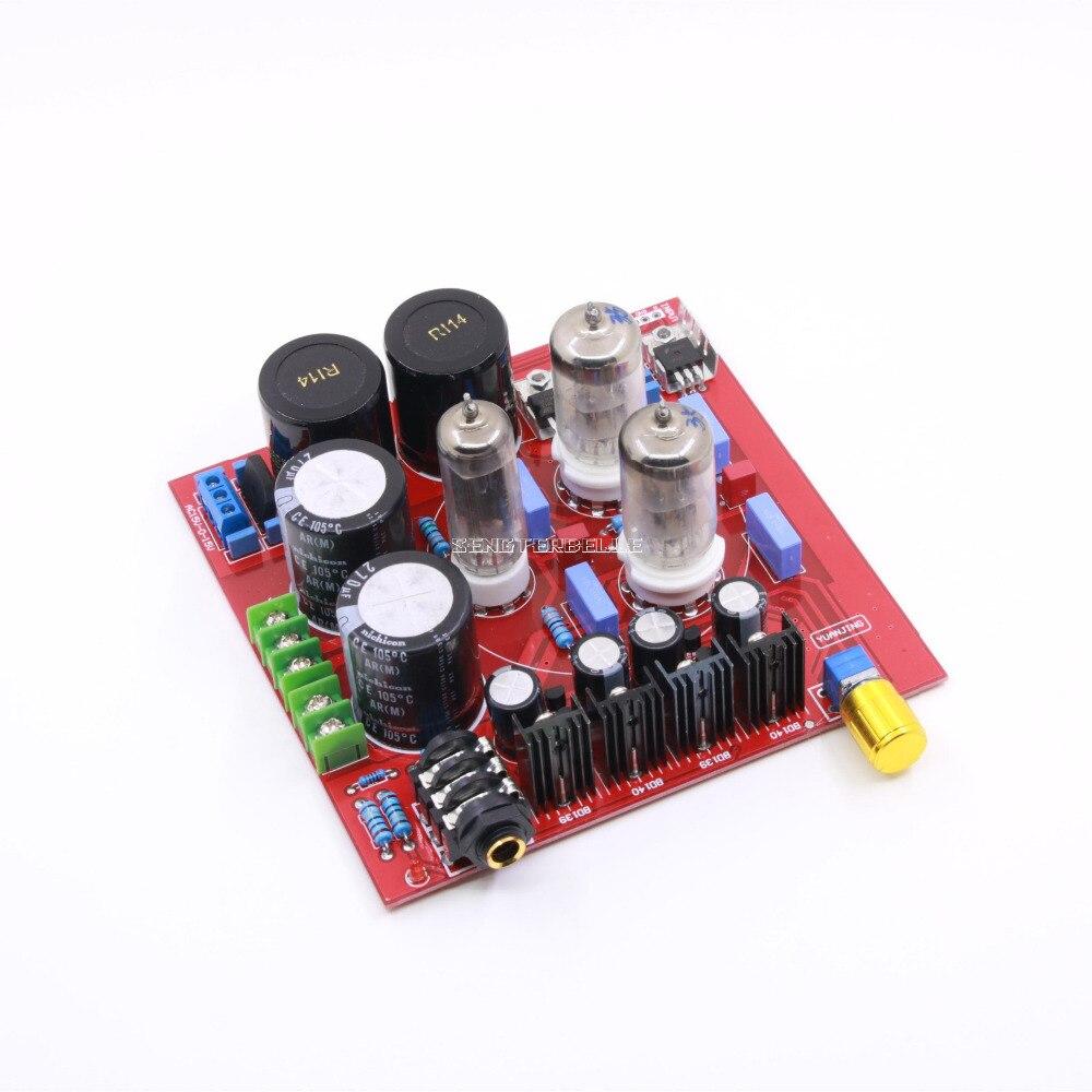 Classe Un ampTube 6N3 + 6Z4 + lehmann circuit Tête téléphone Amplificateur conseil