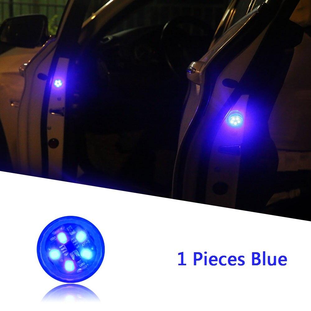 Blue x 1 Lights