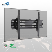 "CNXD Common TV Wall Mount Adjustable Extremely Slim Plasma Tilted Monitor LCD LED HD TV Wall  Bracket Appropriate For 32""-65"""